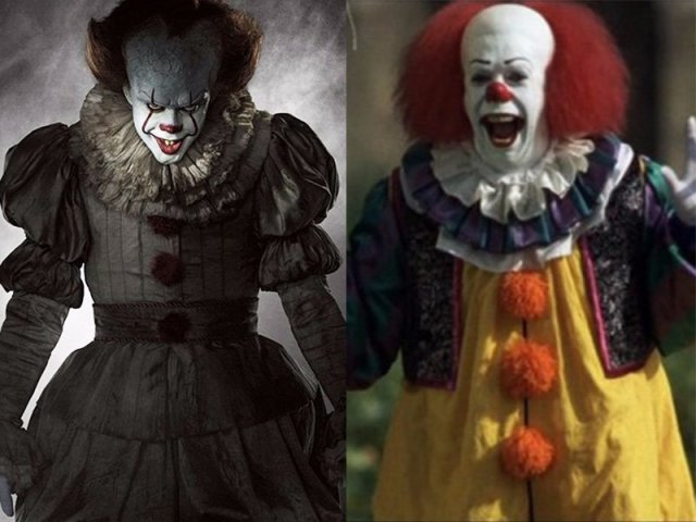 Pennywise comparison