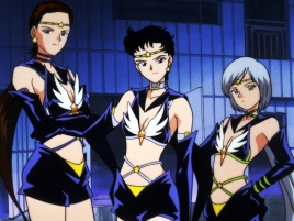 90s - Sailor Starlights