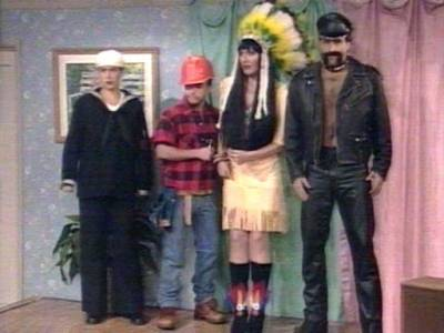 Married with children halloween