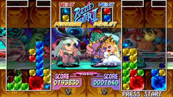 Puzzle fighter 0
