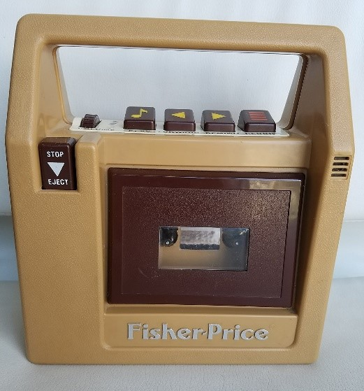 Fisher Price Cassette 1