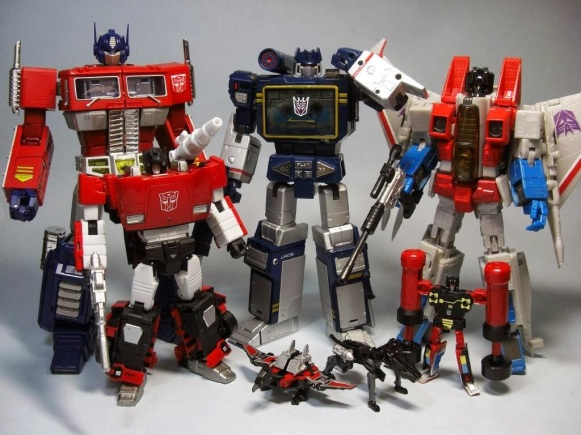 Transformers-80s-toys